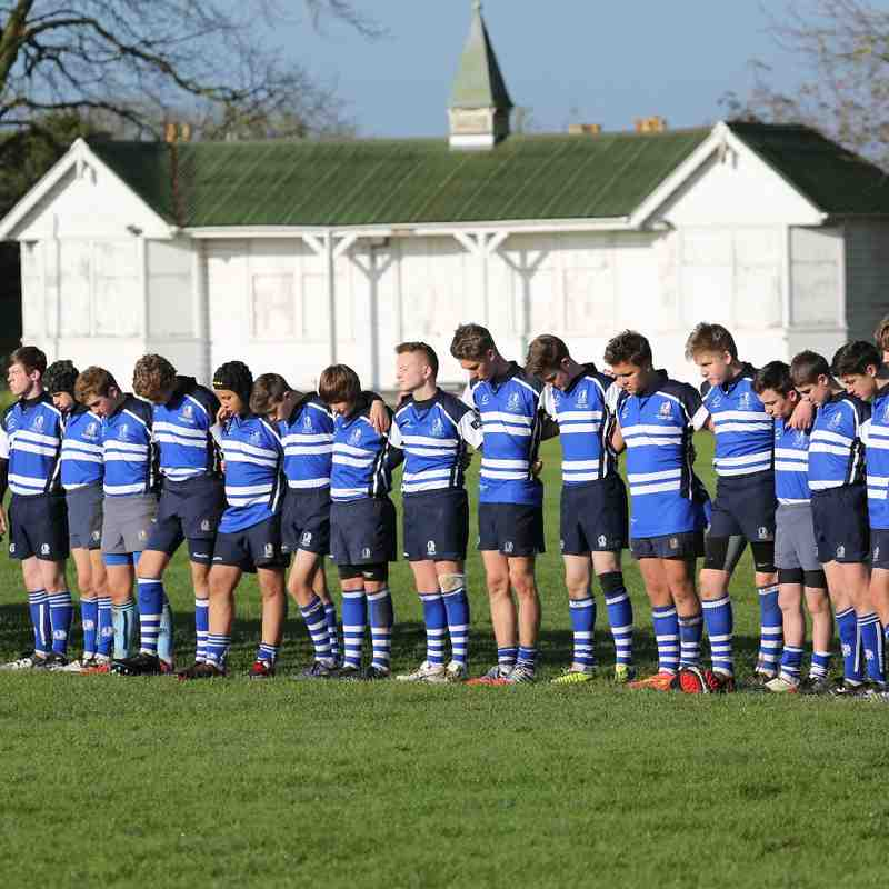 Under 15s v Rugby Lions away 09/11/14
