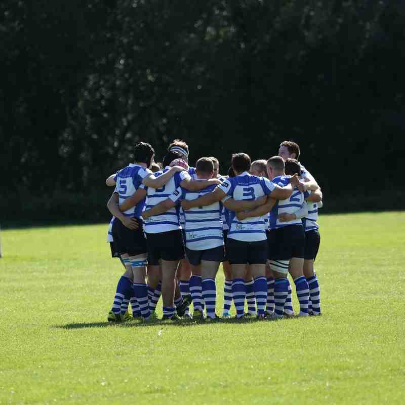 1st XV v Newbold on Avon (Away) 12/09/15
