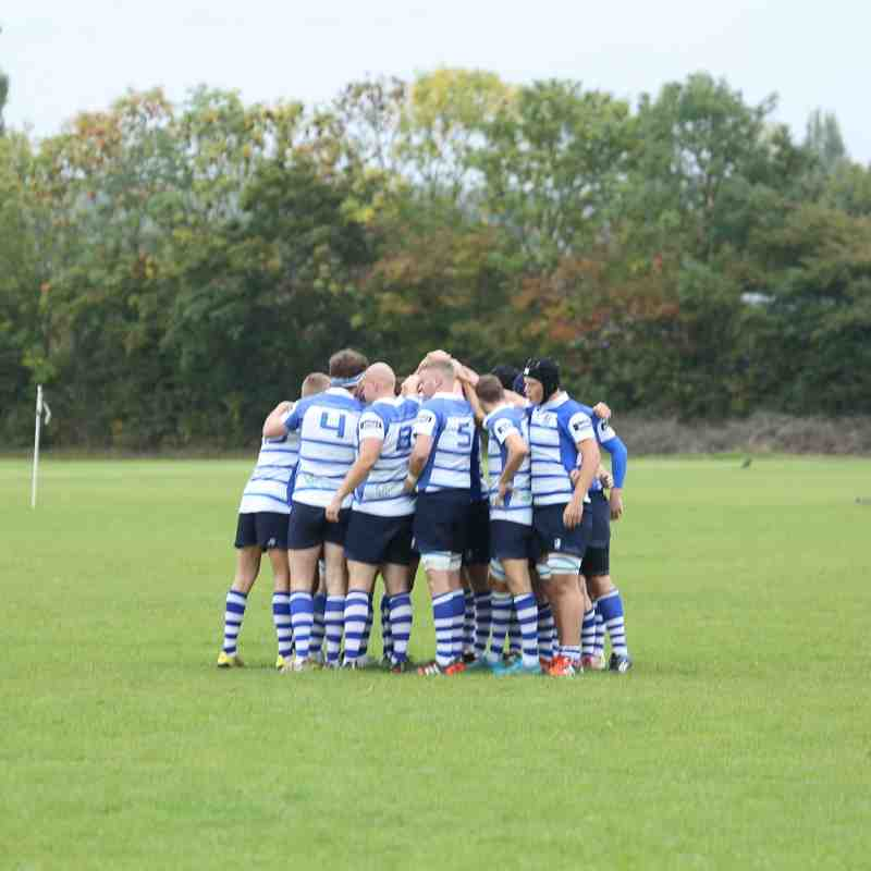1st XV v Bedford Athletic (Away) 10/10/15
