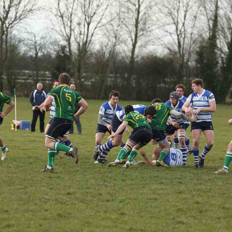 1st XV v Huntingdon (Away) 27/02/16
