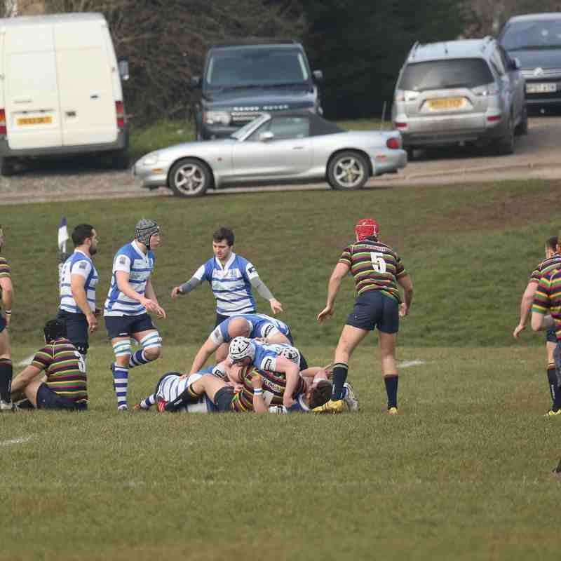 1st XV v Old Scouts (Home, Cup) 12/03/16