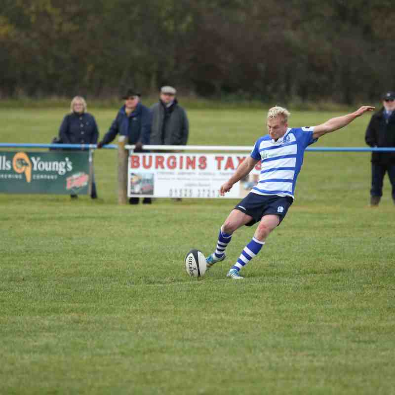 1st XV v Leighton Buzzard (Away) 19/11/16