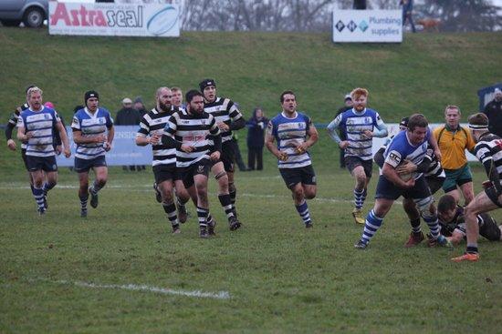 1st XV v Bedford Athletic (Home) 13/01/18