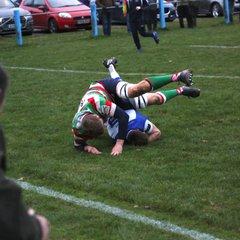 1st XV v Lutterworth Away 05/01/19