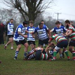 2nd XV v Lutterworth Away 05/01/19