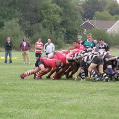Whitchurch RFC Vs Blaengarw RFC 21.09.13 - Away