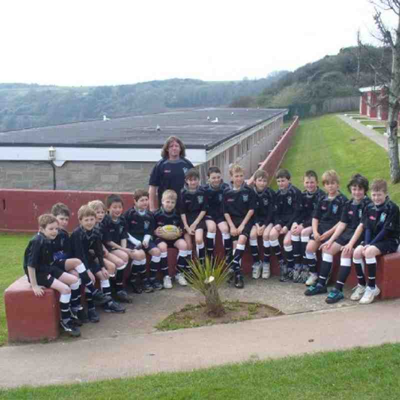 Under 10's Tour to Torquay