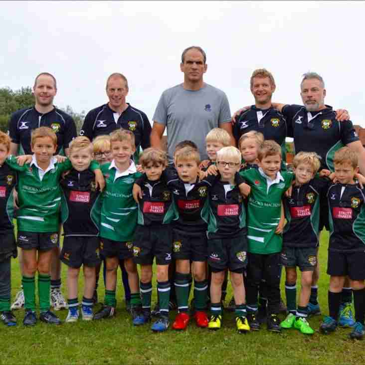 U8s and The Big Man