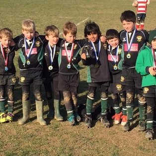 U8's off to Sussex Finals again !