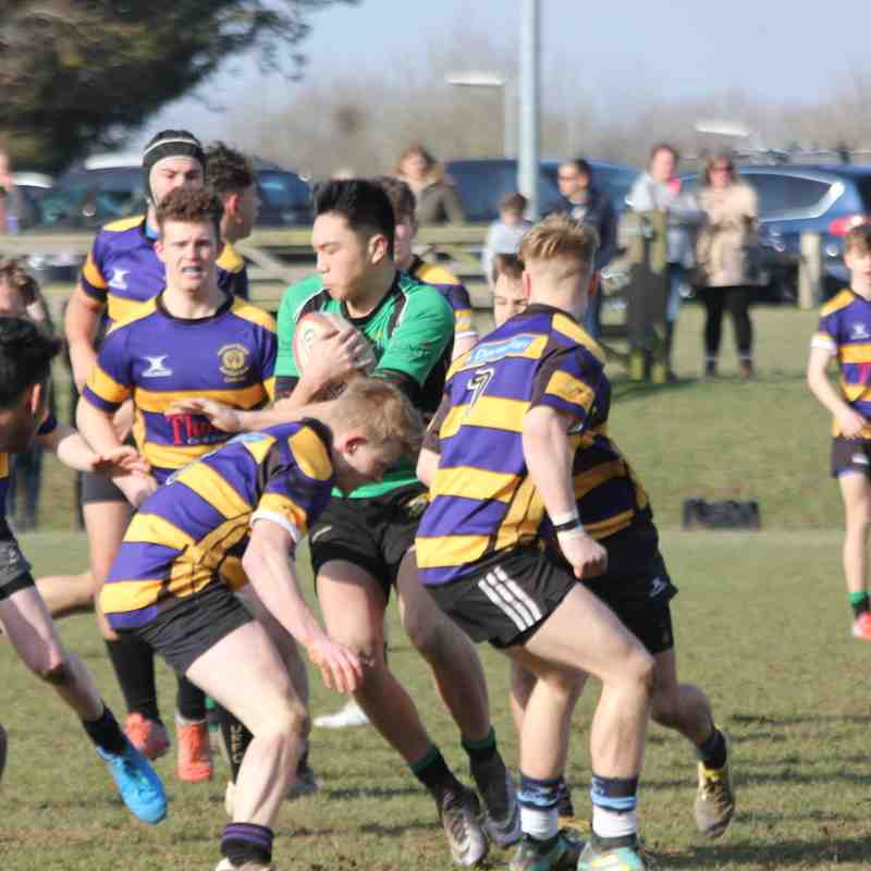 Colts v. Uckfield February 2019