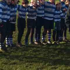 Great Performance from the Under 10s