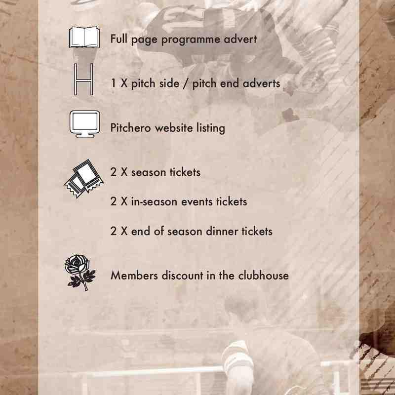 Sheffield RUFC Sponsorship Brochure
