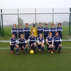 Sproatley Junior Football Club 0 - 3 Hall Road Rangers