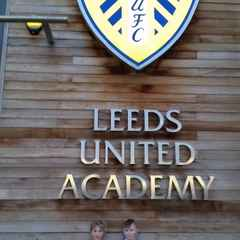 CAMPBELL AND JARRED PLAY FOR LUFC DC AT THORP ARCH