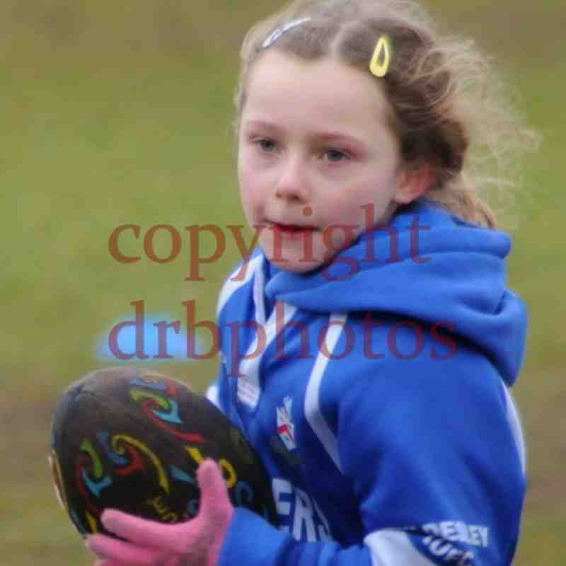 Under 8's V Vale of Lune