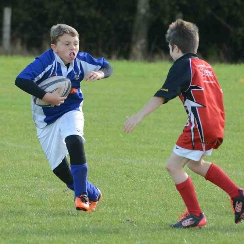 Under 10's V Bolton