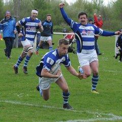 1st Team V Littleborough