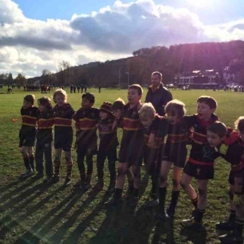 U10s win at High Wycombe