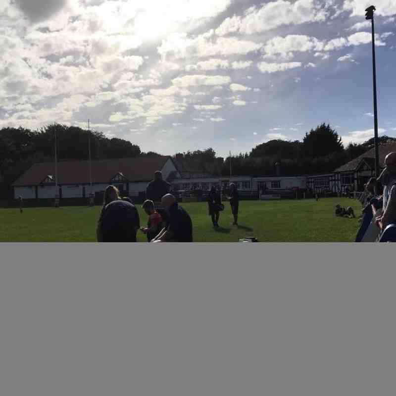 1st XV v West Park SH - 10th September 2016