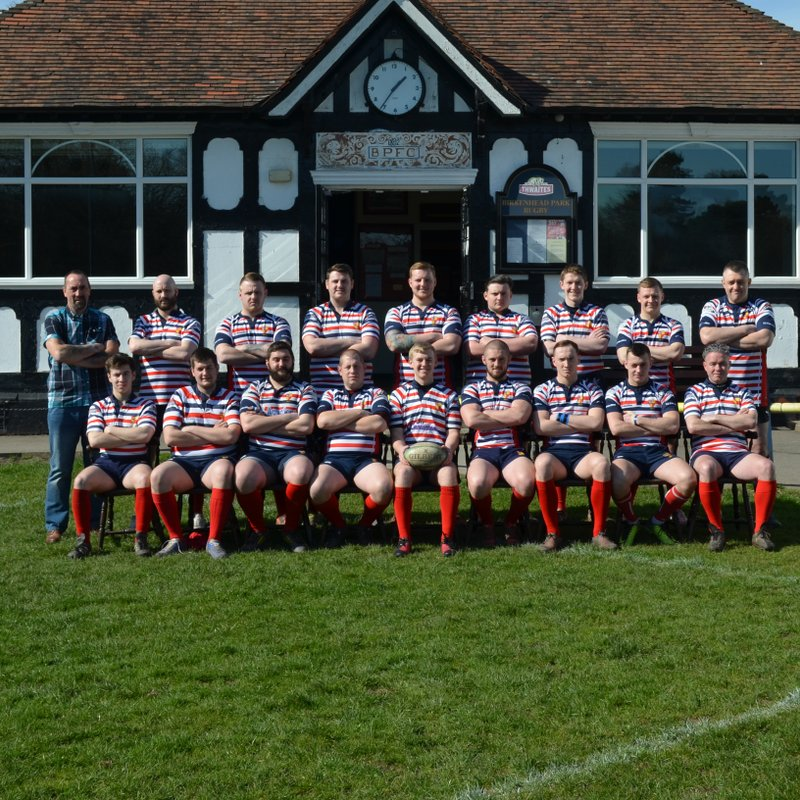 Tigers XV beat Prenton 3 5 - 0