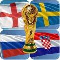 World Cup Quarter Finals
