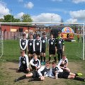 United U12 Reds Finish with Finesse