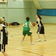 Divas v Stockport - last match of regular season 2012-3