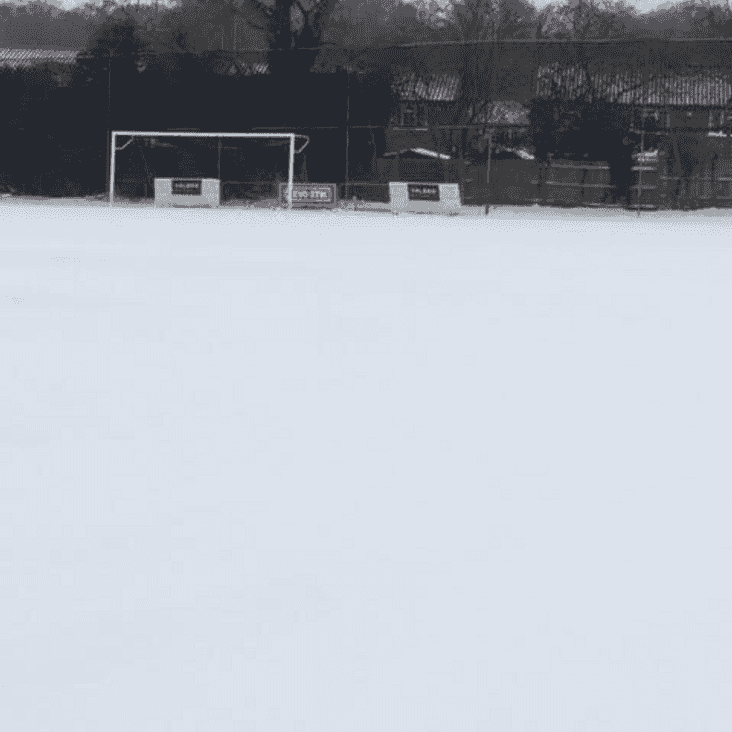 Hartley Wintney game off