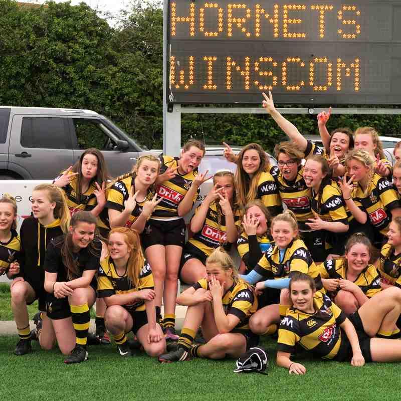 Hornet Girls Under 15