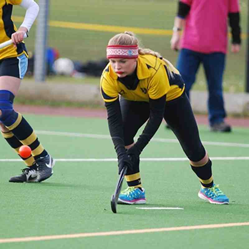 2014-2015 - Ladies Dev vs Oxford Feb 2015