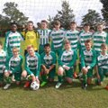 Under 18 Juniors lose to Little Gaddesden Rangers 1 - 2
