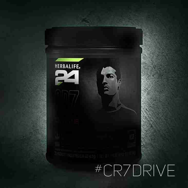 CR7 Drive - Available Now