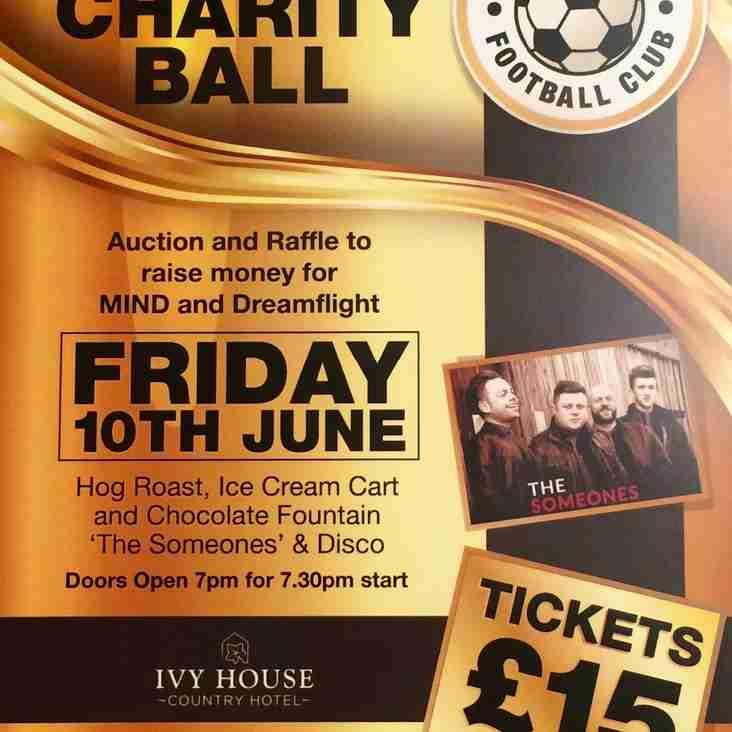 Waveney Summer Ball Tickets Selling Fast