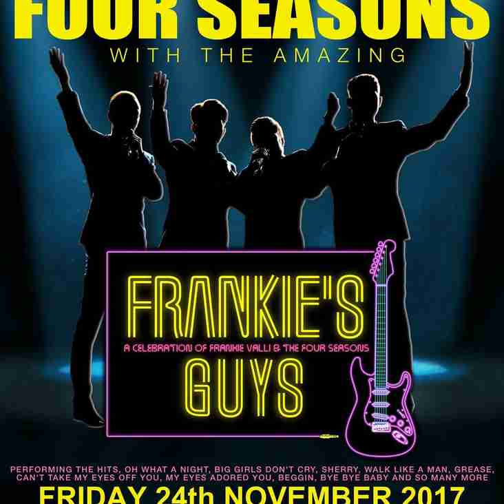 Waveney FC presents Frankie's Guy's