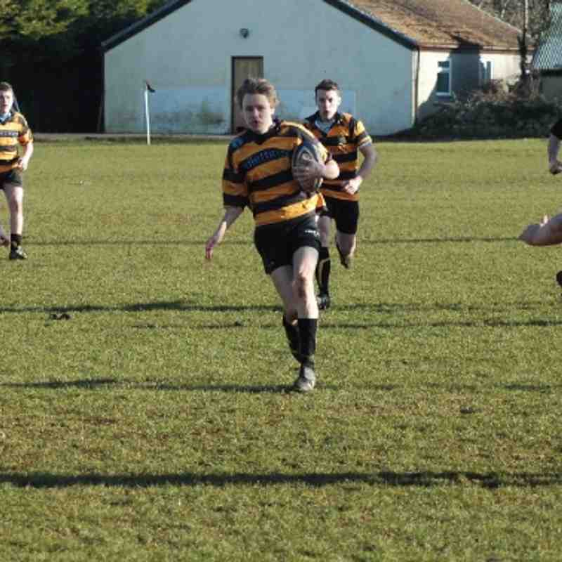 2nd XV vs Sutton Benger 2 March 13