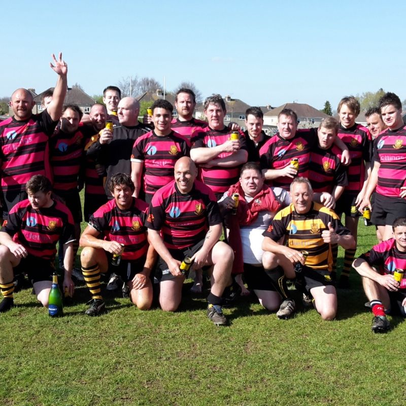 2nd XV beat Chippenham III 17 - 38