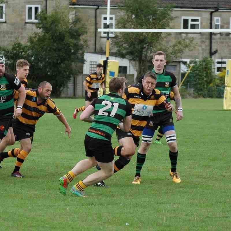IIs vs Westbury 10 Sept 2016