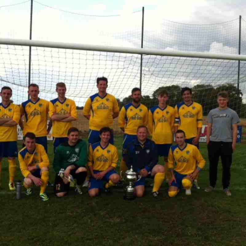 Norton Athletic 2014-15