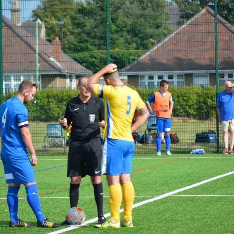 Kirkley A 3 Norton Athletic 3