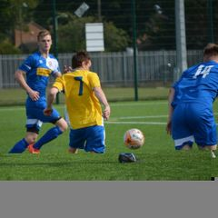 Kirkley A 3 Norton Athletic 3
