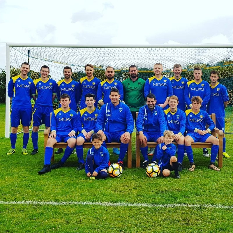 Kirkley & Pakefield B 2 - 2 Norton Athletic FC