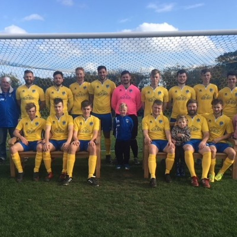 First Team beat Oxford Arms 1 - 0