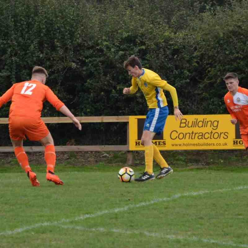 Norton Athletic v Kirkley & Pakefield U23's