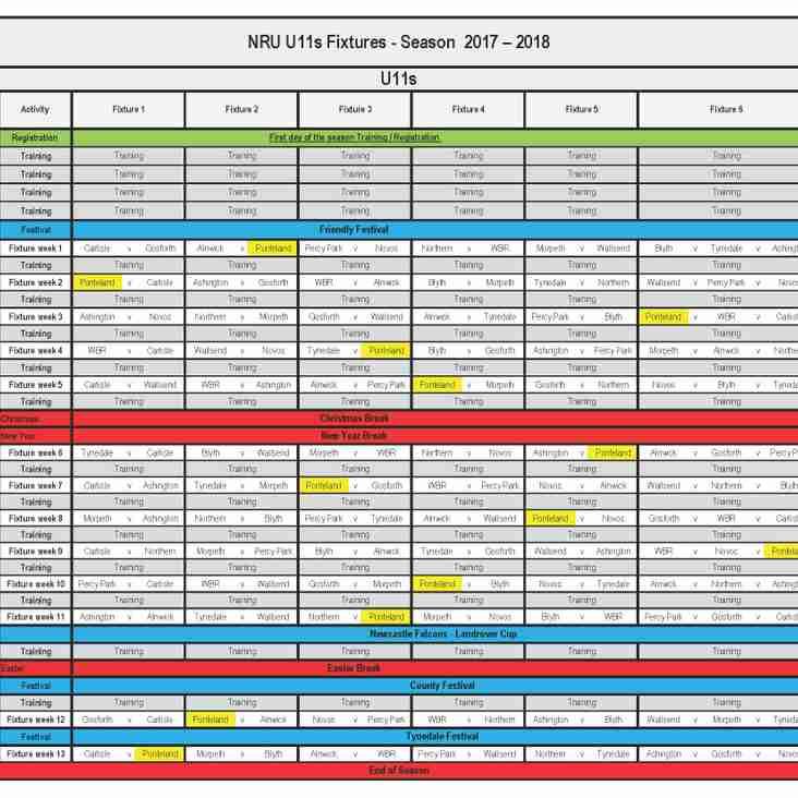 2017-18 Season