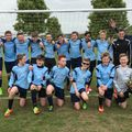 U13 Yellows: Promotion Secured!