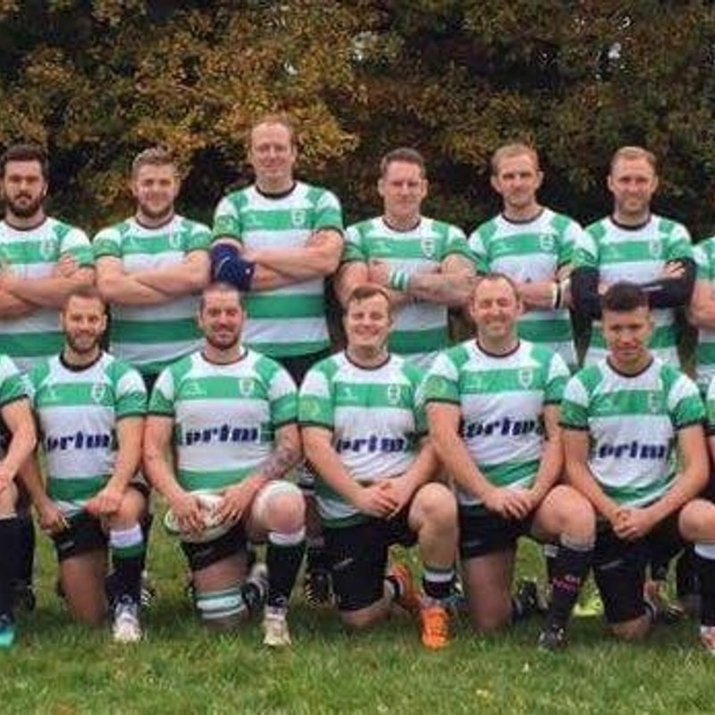 1st Team lose to Old Leamingtonians 19 - 26