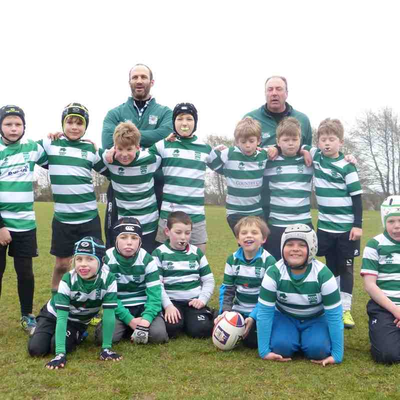 Dorchester U9 vs Farnham and Chobham