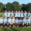U13 Yellows beat City Colts FC Cougar 0 - 2