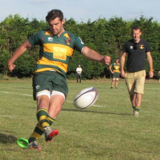 Richie sews up victory against Alchester