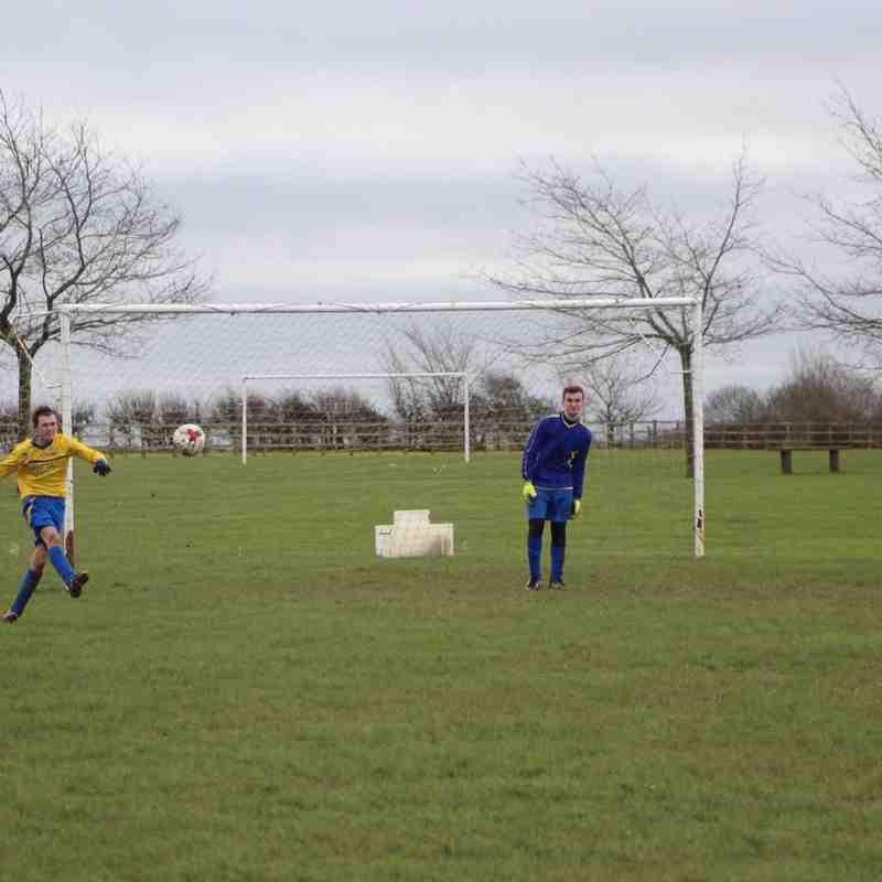 Winslow U15 v Scot Spartan 21.02.2016